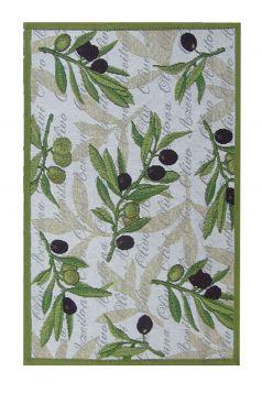 Vineyard Set of 4 Table Mats, Multicolor