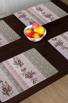Grapevine Set of 4 Table Mats