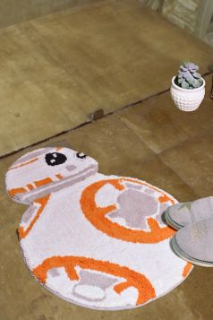 Droid Star Wars Kids Bathmat