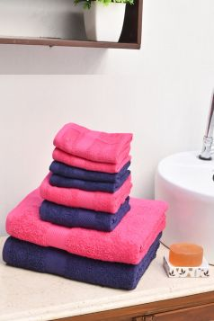 Ultimate Essential Cotton Towels Set