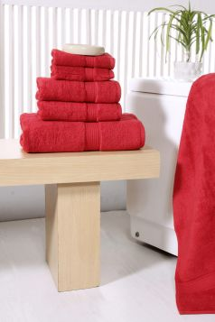 Luxurious Zero Twist Towels Set